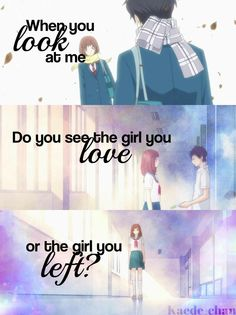 Ao Haru Ride | Blue Spring Ride #Anime