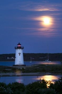 Martha&Vineyard, lighthouse
