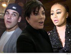 Rob Kardashian wants back on TV