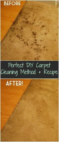 Mix water and vinegar to clean the carpet   10-Minute Cleaning Hacks To Keep Your Home Sparkling