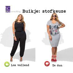 kledingtips om een buikje te verbergen/ camoufleren | Style Consulting