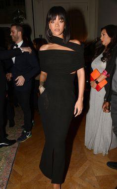 Rihanna   Fashion Week