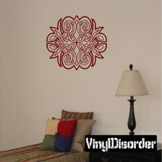 Celtic Wall Decal - Vinyl Decal - Car Decal - DC 8116