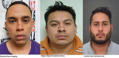 3 sujetos fueron vinculados a proceso penal por secuestro y robo | El Puntero