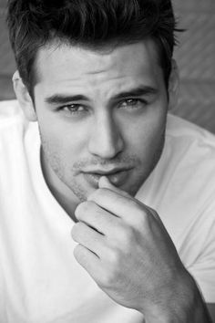 Ryan Guzman - I have no idea who you are, but you sure are good looking!