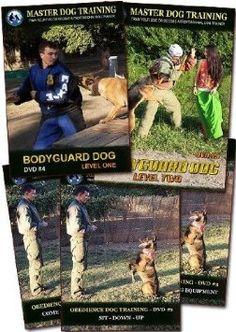 http://www.ebay.com/itm/Instructional-Dog-Training-Videos-5-DVD-Set-in-English-/221634885336?