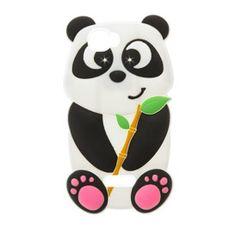 Coque pour téléphone panda éclairé - Wiko Rainbow