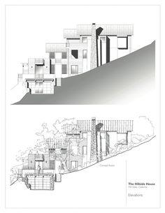 Hillside House,Section