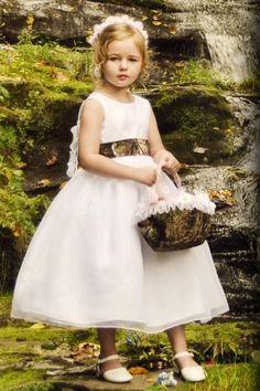 Flower girl dress<3