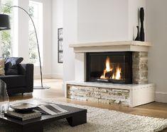 Znalezione obrazy dla zapytania best fireplace modern