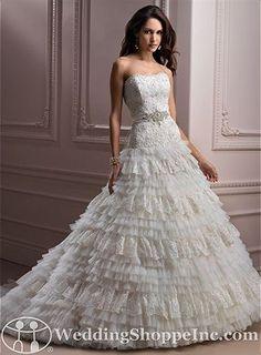 Maggie Sottero Bridal Gown Aiden