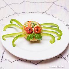 Überbackene Erdäpfelspinnen Apple, Finger Foods, Cooking Recipes