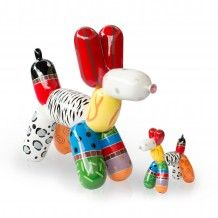 Niloc Pagen Balloon dog Large Multi Color