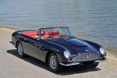 1969 Aston Martin DB6 Volante MK I