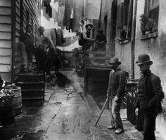 Mulberry Street, New York, 1887