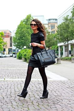 Gorgeous look, love the wedges and bag. http://www.handbagmadness.com
