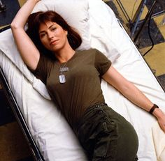Dana Delany in China Beach Dana Delany, China Beach, Goldie Hawn, Military Women, Old Tv Shows, Star Wars, Female Stars, Classic Tv, Hollywood Celebrities