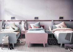 Dormitorios para tres - Muebles y decoración - Compras - Charhadas.com