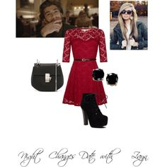 Untitled #52 by kaylee-schroeder on Polyvore featuring polyvore, fashion, style, Yumi, Chloé, B. Brilliant and CENA