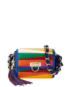Salvatore Ferragamo Solaria Small Leather Crossbody Bag 07e949ca3149e
