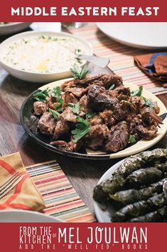 Food and recipes from the night my dad and I cooked a delicious Middle Eastern feast. The Middle, Eat Right, Paleo Recipes, Beef, Cooking, Kitchen, Rock, Night, Photos