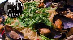 Spaghettoni di mare alla Muse