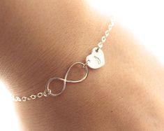 Everyday Tiny Pearl Bracelet Tiny and Dainty Row by BijouxbyMeg
