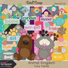 Animal Kingdom - Furry Friends 2015