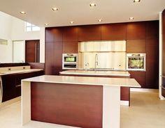 Cocina moderna minimalista / modern kitchen