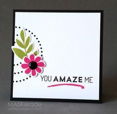 MASKerade: Muse 138, MFTWSC251 - You Amaze Me