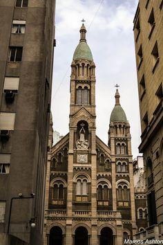 Basílica del Santísimo Sacramento, CABA, Argentina