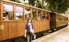 Soller Train :: Soller, Mallorca :: TripCrushBlog #tripcrush