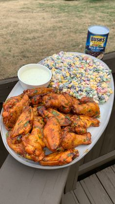 #ad Smoked Citrus Chile Chicken Wings with Black Bean Corn Salsa featuring @bushsbeans #beansquad Amazing Food Videos, Summer Grilling Recipes, Lobster Recipes, Corn Salsa, Fire Cooking, Fried Chicken Recipes, Cooking Recipes, Meat Recipes, Soul Food