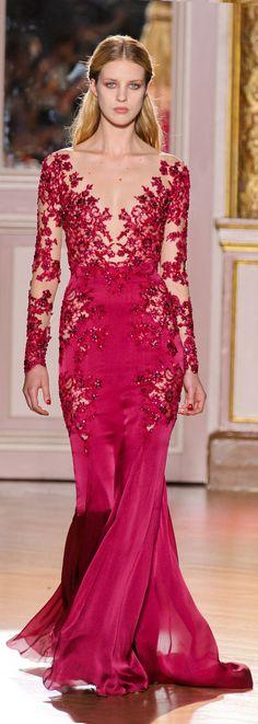 Fashion – Haute Couture Pink