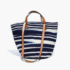 Madewell+-+Bamboula+Ltd.+&+Madewell+Ikat+Tote+Bag