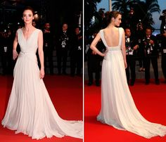 CANNES 2015 - Charlotte Le Bon - Vestido Elie Saab