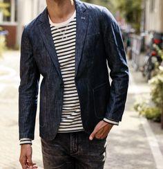 Trendy blazer all season use