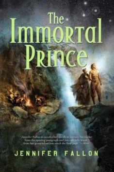 The Immortal Prince (Tide Lords) Jennifer Fallon 9780765316820 When a routine hanging goes wrong and a murderer somehow survives the noose, the man announces he is an immortal. And not just any immortal, but Cayal, the Books To Read, My Books, The Winds Of Winter, High Fantasy, Book Nooks, Book Series, The Book, Book 1, Audio Books