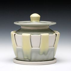 Shawn Spangler Covered Jar