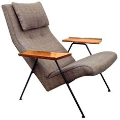 Vintage Lounge Chair by Robin Day | From a unique collection of antique and modern lounge chairs at http://www.1stdibs.com/furniture/seating/lounge-chairs/