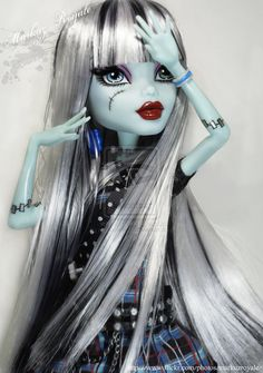 monster high frankie with bang by markuzroyale on deviantART
