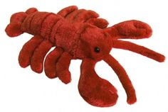 Lobster (Mini Flopsie) at theBIGzoo.com, a family-owned toy store.