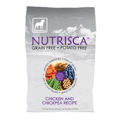 DOG FOOD RECALL 2/11/15 Tuffy's Pet Foods, Inc. - 4# Bags of Nutrisca Chicken and Chick Pea Recipe Dry Dog Food - Potential Salmonella Contamination - Distributed Nation Wide  UPC #8 84244 12495 7 First five digits of Lot Codes: 4G29P, 4G31P, 4H01P, 4H04P, 4H05P, 4H06P Best By Dates: Jul 28 16, Jul 30 16, Jul 31 16, Aug 03 16, Aug 04 16, Aug 05 16 READ MORE HERE: http://www.fda.gov/Safety/Recalls/ucm434023.htm