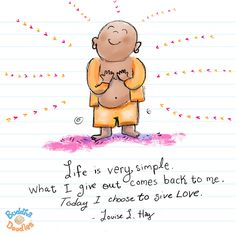 Subscribe for FREE to the Daily Buddha Doodle at www.BuddhaDoodles.com