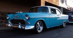 1955+Chevy+Bel+Air+Hardtop