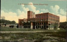 Bristol CT JH Sessions & Son Factory c1905 Postcard