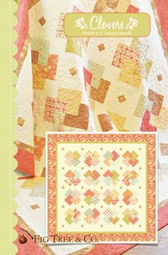 3 Charm pack Quilt