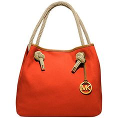 Michael Michael Kors Marina Large Grab Bag Style 30h3gmat7c Mandarin
