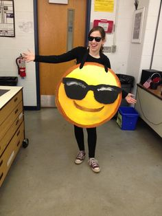 EMILY. WHY WERE WE NOT OUR FAVORITE EMOJI'S FOR HALLOWEEN?
