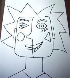 Pablo Picasso Cubism For Kids |